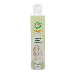 Joghurt Molke Shampoo