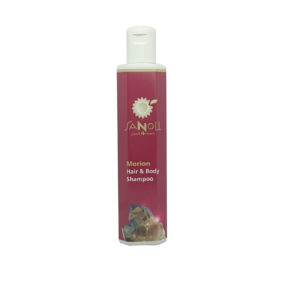 Morion Hair Body Shampoo